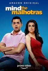 Affiche Mind the Malhotras