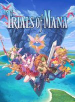 Jaquette Trials of Mana