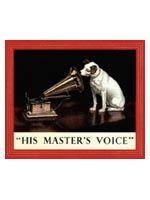 Logo His Master's Voice