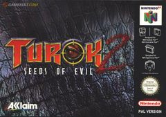 Jaquette Turok 2: Seeds of Evil