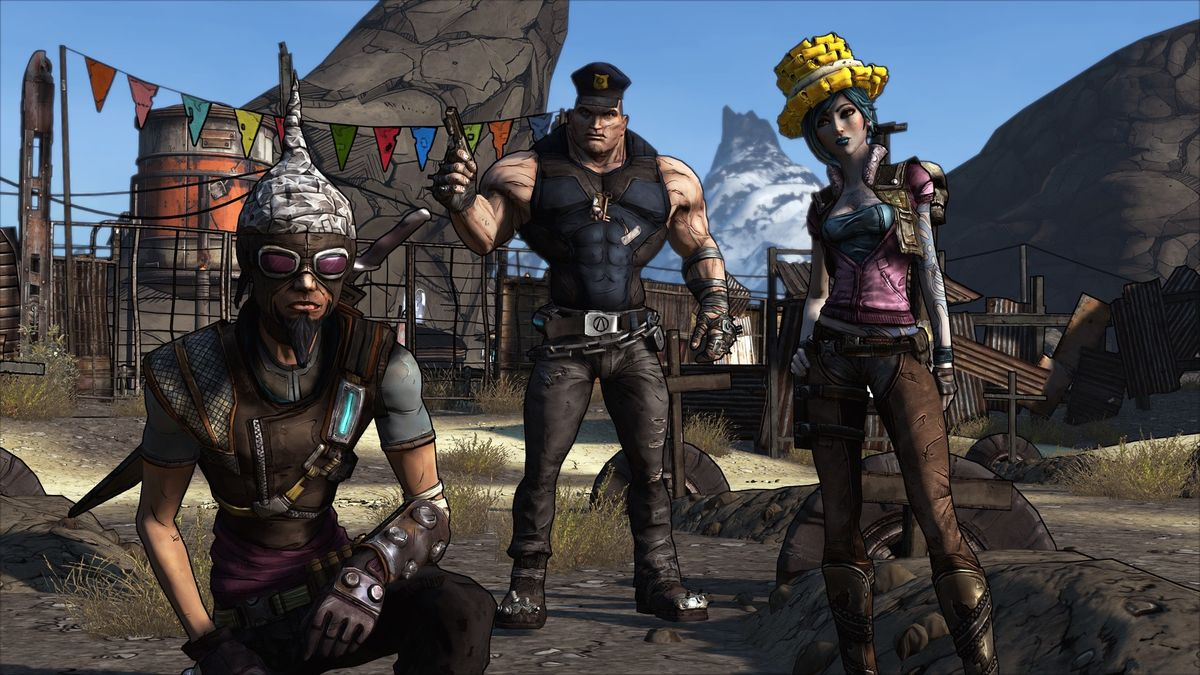 Borderlands 2 niveau de matchmaking George Saint Pierre datant