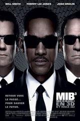 Affiche Men in Black 3