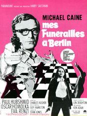 Affiche Mes funérailles à Berlin
