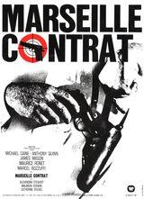 Affiche Marseille contrat