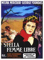 Affiche Stella, femme libre