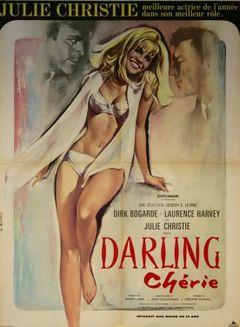 Affiche Darling chérie