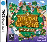Jaquette Animal Crossing: Wild World