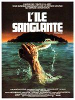 Affiche L'Île sanglante
