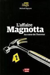 Couverture L'affaire Magnotta