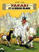 Couverture Yakari et le Bison blanc - Yakari, tome 2