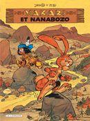 Couverture Yakari et Nanabozo - Yakari, tome 4