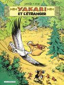 Couverture L'Étranger - Yakari, tome 7