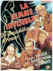 Affiche La Femme invisible