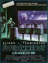 Affiche Futur immédiat, Los Angeles 1991