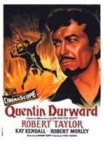 Affiche Quentin Durward