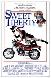 Affiche Sweet Liberty