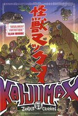 Couverture Kaijumax, Livre 1