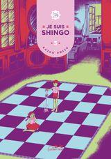 Couverture Je suis Shingo, tome 5