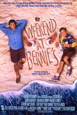 Affiche Week-end chez Bernie