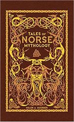 Couverture Tales of Norse Mythology