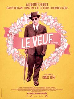 Affiche Le Veuf