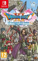 Jaquette Dragon Quest XI S : Les Combattants de la destinée - Édition Ultime