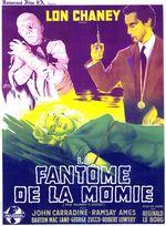 Affiche Le Fantôme de la momie