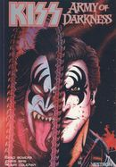 Couverture Kiss & Army of Darkness