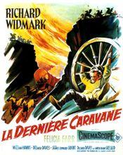 Affiche La Dernière Caravane
