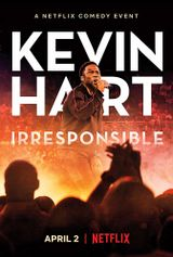 Affiche Kevin Hart: Irresponsible