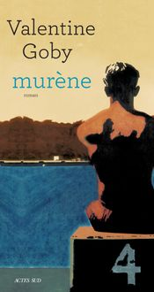 Couverture Murène