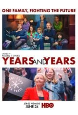 Affiche Years and Years