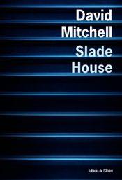 Couverture Slade House