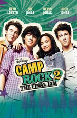 Affiche Camp Rock 2 : Le Face à face