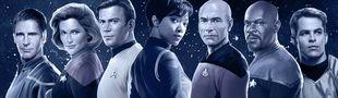 Cover Top personnel des séries Star Trek