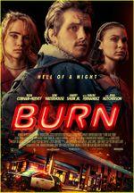 Affiche Burn