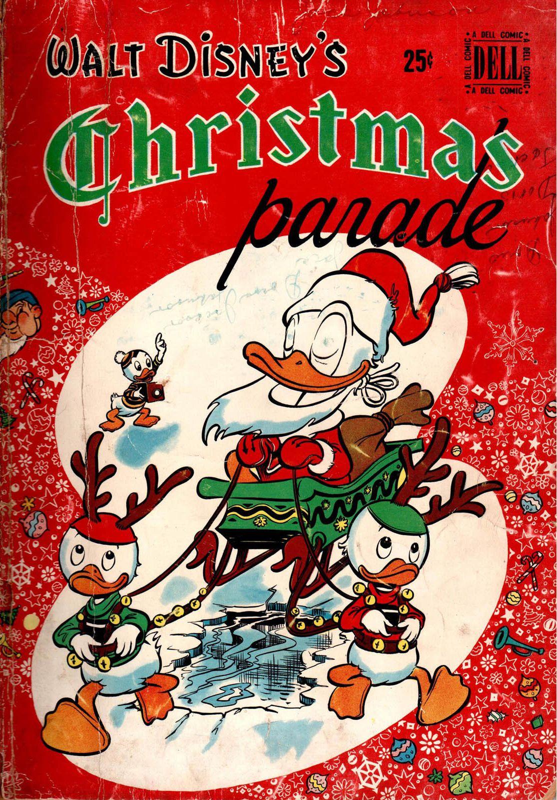 Lettre Pere Noel Disney.La Lettre Du Pere Noel Donald Duck Carl Barks Senscritique