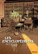Couverture Les encyclopédistes
