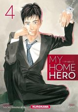 Couverture My Home Hero, tome 4
