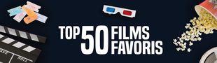 Cover TOP 50 FILMS FAVORIS