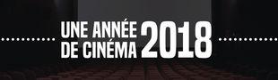 Cover UNE ANNÉE DE CINÉMA / 2018