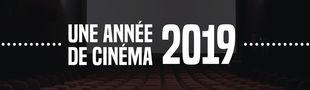 Cover UNE ANNEÉ DE CINÉMA / 2019