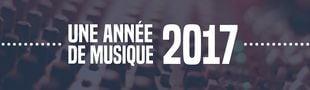 Cover UNE ANNEÉ DE MUSIQUE / 2017