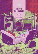 Couverture Je suis Shingo, tome 4