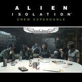 Jaquette Alien : Isolation - Crew Expendable