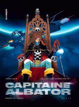 Couverture Capitaine Albator - Mémoires de l'Arcadia, tome 1