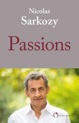 Couverture Passions