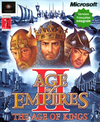 Jaquette Age of Empires II: The Age of Kings