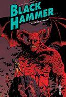 Couverture L'Heure du jugement - Black Hammer, tome 3