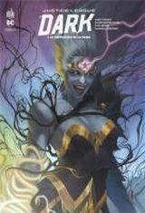 Couverture Le Crépuscule de la Magie - Justice League Dark (Rebirth), tome 1